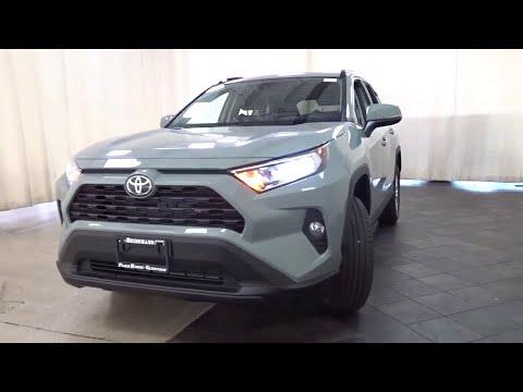 2019 Toyota RAV4 Des Plaines, Elmhurst, Schaumburg, Chicago, Naperville, IL T53854