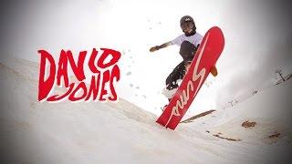 David Jones   SNOWBOARDING IS FUN