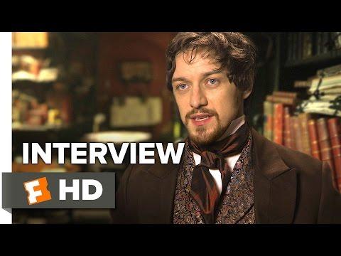 Victor Frankenstein Interview - James McAvoy (2015) - Sci-Fi Movie HD