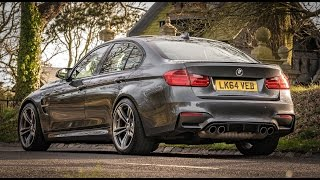BMW M3 Saloon 2015 Videos
