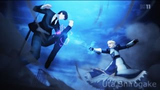 Fate/Stay Night UBW - Across the Line [AMV]