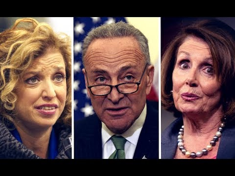 Watch: Democrats REALLY Don't Want to Talk About the DNC's Primary Rigging
