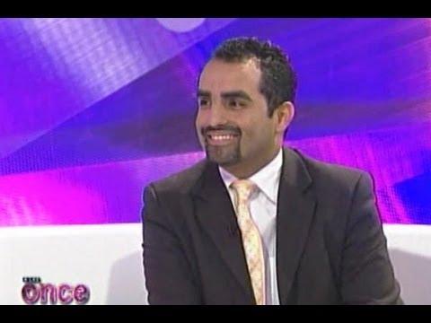 A Las Once: Periodista De América Televisión Revive El Terremoto De Hace 5 Años - 15/08/2012