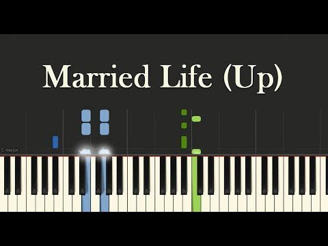 Married Life Piano Tutorial (From 'Up') - Piano Tutorial by SPW