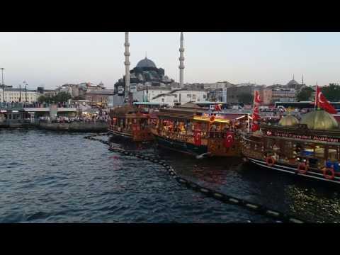 Bosphorus tour 2017