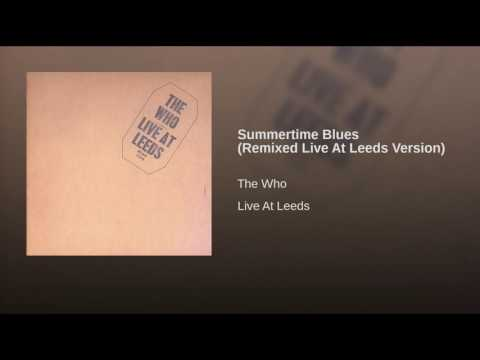 Summertime Blues (Remixed Live At Leeds Version)