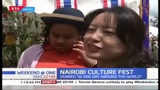 Nairobi Culture Fest kicks off at Nairobi National Museum