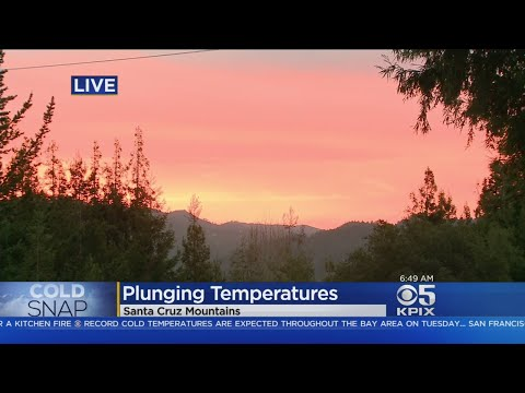 CHILLY FORECAST: The latest from the KPIX 5 Weather Team