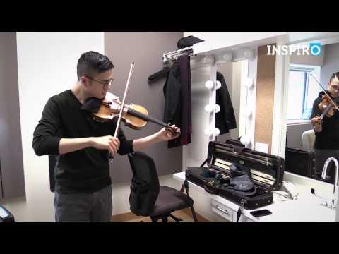 Andrew Wan, 30 ans Violon solo, Orchestre symphonique de Montréal