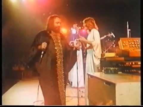 Demis Roussos Velvet Mornings live at The Royal Albert Hall London