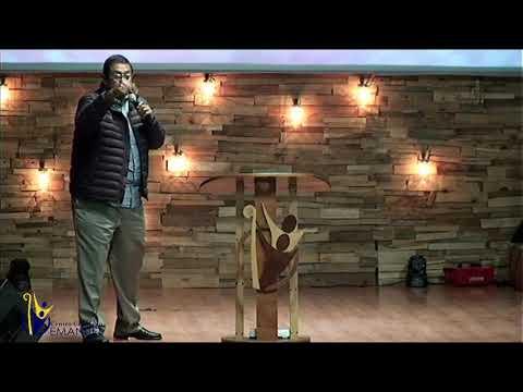 La Gracia -  Pastor José Herrera. CCE  29 octubre 2017