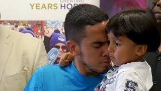 Migrant children under 5 to be reunited with parents