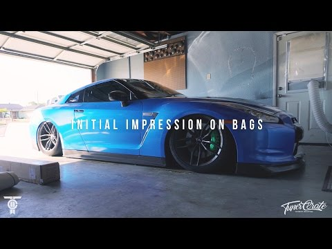 DO I REGRET GETTING THE GTR BAGGED? AIR...