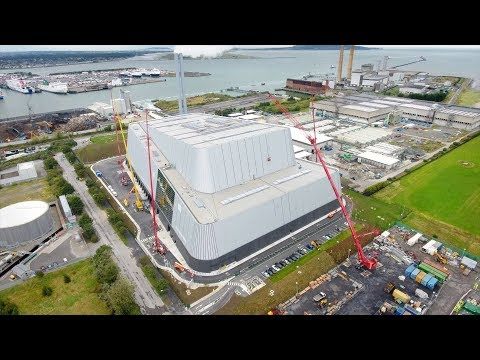 Covanta Dublin Construction 2017
