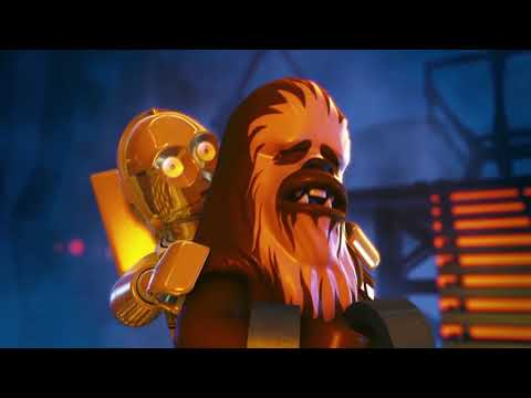 Count Chewie's Roars - LEGO STAR WARS - Activity Video