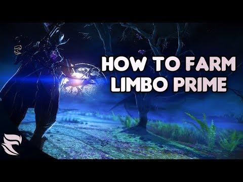 Warframe: How to farm Limbo Prime, Destreza Prime and the Pyrana Prime!