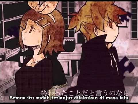【Kagamine Rin】The Riddle Solver who won`t solve Riddles【Indonesian Sub】