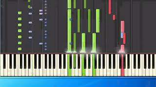 Cliff Richard - Some People (mh) [Piano Tutorial Synthesia]
