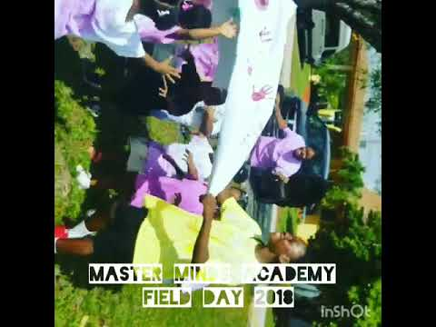 Field Day 2018 Master Minds Academy