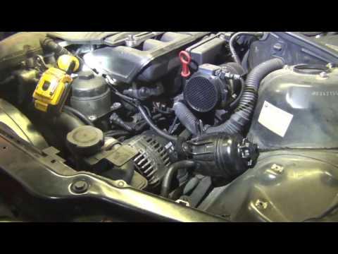 BMW Vanos Oil Supply Line DIY M52TU M54 6 Cylinder