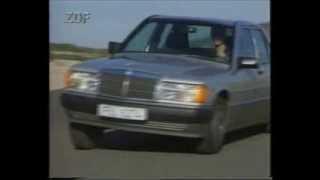 Telemotor test BMW 318i Mercedes 190E 1.8