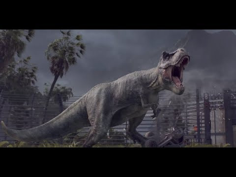 Hero - Skillet Jurassic World (Rexy vs I-rex)