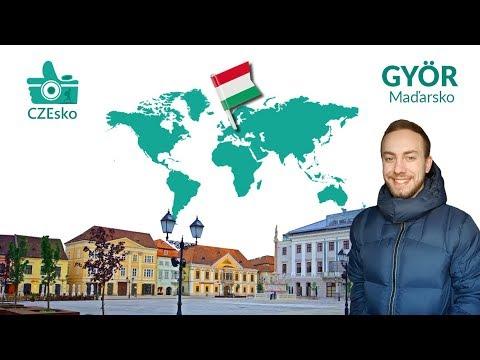 Győr: Oblíbené maďarské termální lázně Ráb poblíž Bratislavy!