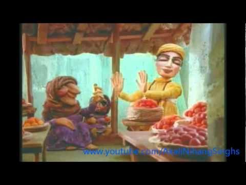 The Life of Guru Nanak (Animation Divx)