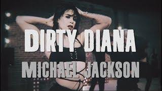 Dirty Diana | Michael Jackson | Brinn Nicole Choreography