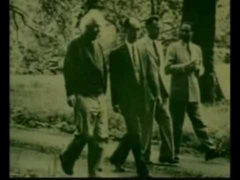 Dr. Homi Jehangir Bhabha - Scientist in Action [rare documentary] 01 of 03