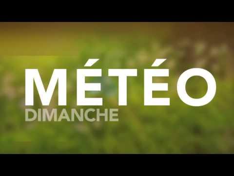 Météo Poitiers   dimanche 4 décembre 2016