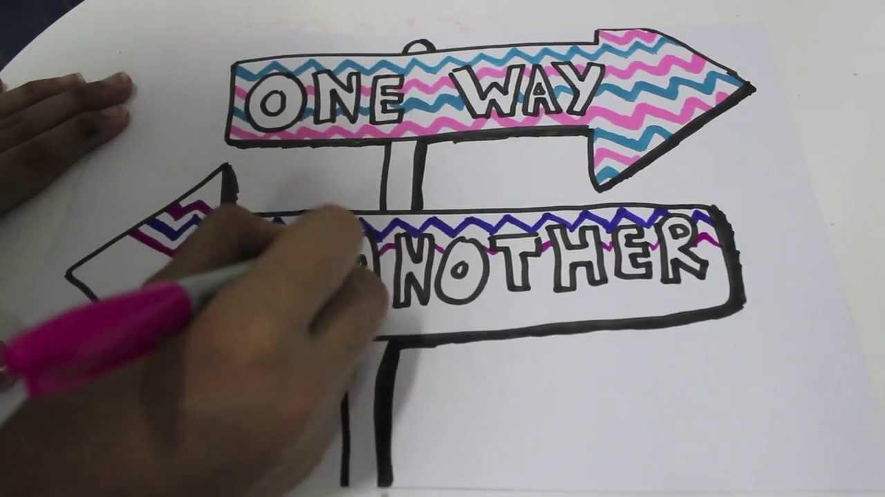 Watch How to Make Lyric Art video