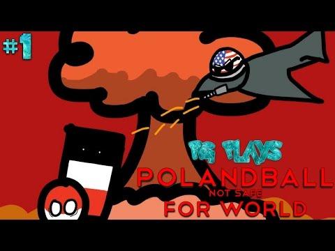 Polandball: Not Safe For World-KURWAAAAAA