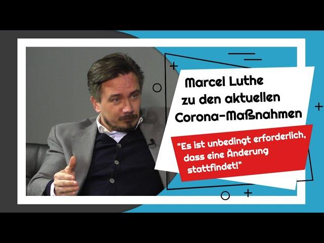 Marcel Luthe zu den Corona-Maßnahmen