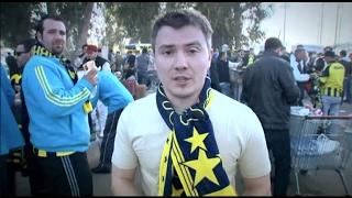Планета футбола Владимира Стогниенко выпуск 1 Западная Турция Апрель 2011