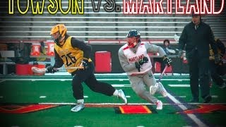 Scrimmage Highlights - Maryland vs. Towson