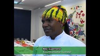 Lifestyle Kolumbianischer Starkoch Rey Guerrero | Konzert Miracle of Rock