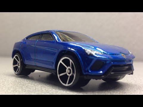 Hot Wheels 2016 Lamborghini Urus Showcase Youtube
