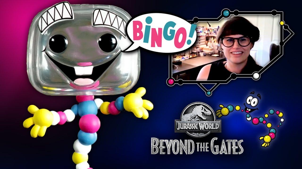 Mr. DNA Funko Pop! - Beyond the Gates: Episode 8 | JURASSIC WORLD