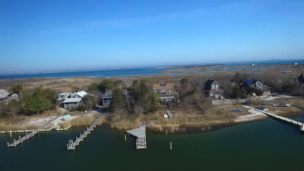 Couchtisch Long Island Oak Island- Long Island,n.y. From Above - Youtube