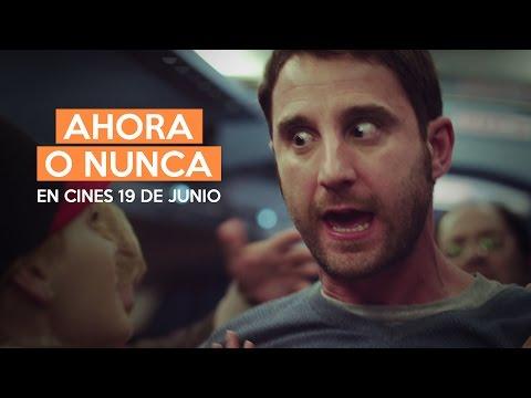 AHORA O NUNCA. Con Dani Rovira y María Valverde. Teaser Tráiler 2 HD. Ya en cines.