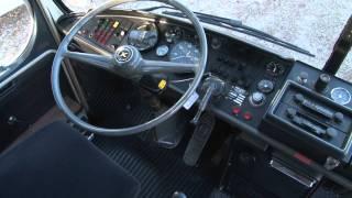 Fahrt durch die Zeit - Setra S 200