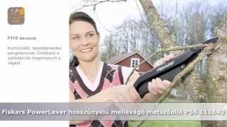 Fiskars PowerLever hosszúnyelű mellévágó metszőolló P56 111640