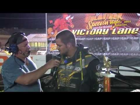 Top 3 Sportsman Spring Thaw Drivers Interviews