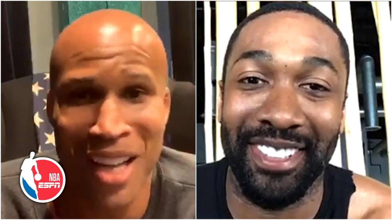 Richard Jefferson, Gilbert Arenas talk playing for Arizona, Arenas' time with Wizards | NBA on ESPN