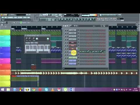 Stromae - Alors On Danse (MiRRa remake in FL) FREE FLP (ZIP)!!!