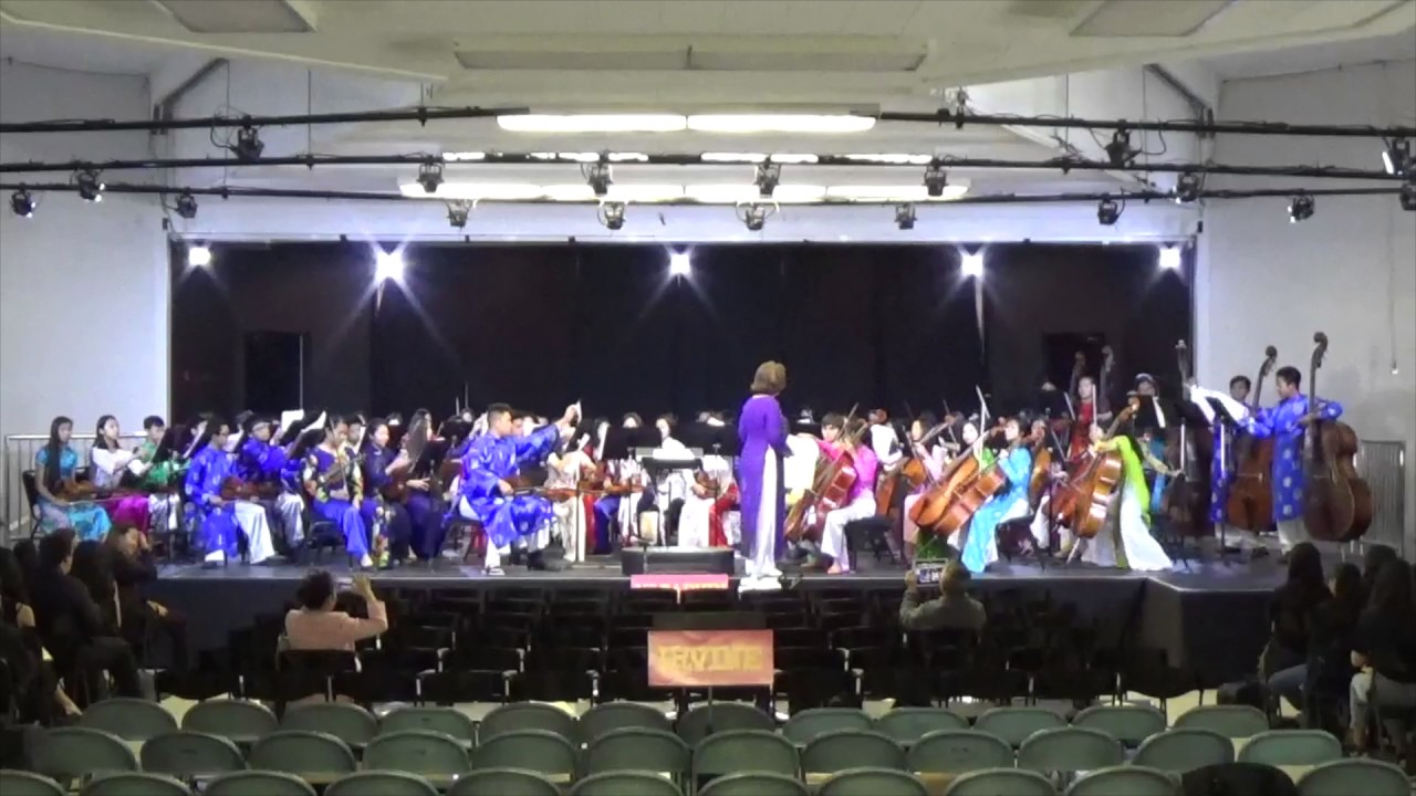 Garden Grove Unified School District Mcgarvin String Orchestra Youtube
