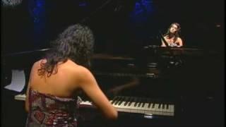 Instrumental SESC Brasil - Duo Gisbranco - Por Toda Minha Vida (Tom Jobim, Vinicius de Moraes) - 05/05/2009