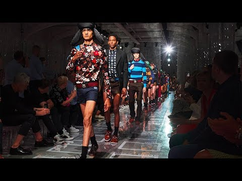 Prada Spring/Summer 2019 Menswear Show Video