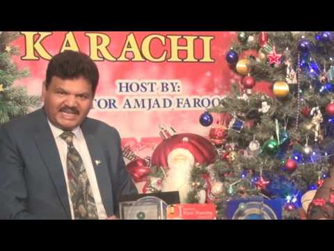 Parveen Imdad Interview on GOD Bless Karachi